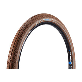 "SCHWALBE Big Ben - Pneu vélo - Active 26"" K-Guard Twin rigide marron"